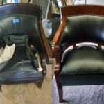 Before and After refinishing